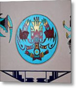 Kachina Dance Metal Print