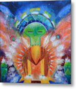 Kachina Spirit Metal Print
