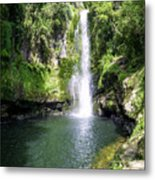 Kaiate Falls Metal Print