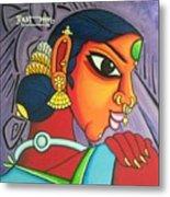 Kalavathi Metal Print