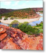 Kalbarri National Park 2am-29388 Metal Print