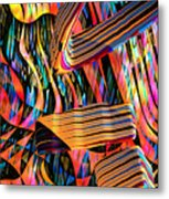 kaleido Calligraph 10x11m3n27m5aa Metal Print