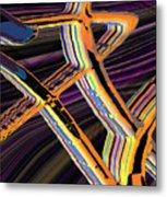 kaleido-Papillon Callg.10x11m23i Metal Print