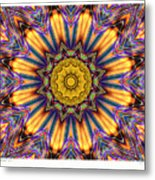kaleido Perfect 10ae 12-plus Metal Print