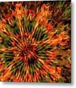Kaleidoscope 1 Metal Print