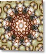 Kaleidoscope 108 Metal Print