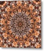 Kaleidoscope 121 Metal Print