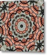 Kaleidoscope 127 Metal Print