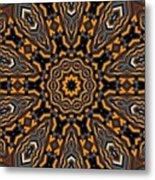 Kaleidoscope 25 Metal Print