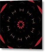 Kaleidoscope 6 Metal Print