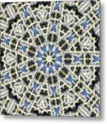 Kaleidoscope 78 Metal Print