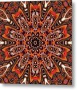 Kaleidoscope 85 Metal Print