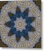 Kaleidoscope 87 Metal Print