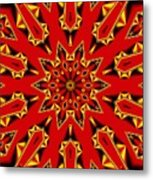 Kaleidoscope 89 Metal Print