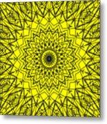 Kaleidoscope 957 Metal Print