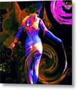 Kaleidoscope Eyes... Metal Print