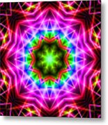 Kaleidoscope I Metal Print by Kenneth Krolikowski