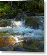 Kanaka Creek Metal Print