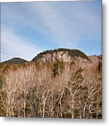 Kancamagus Highway - White Mountains New Hampshire - Rocky Cliff Metal Print