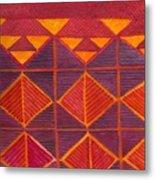 Kapa Patterns 6 Metal Print