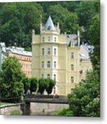 Karlovy Vary 1 Metal Print