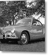 Karmann Ghia Coupe I I Metal Print