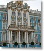 Katharinen Palace I - Russia  Metal Print