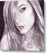 Katrina Metal Print