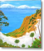 Kauai Hawaii Metal Print