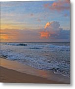 Kauai Morning Light Metal Print