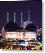 Kauffman Center And Bartle Hall Sky Stations Metal Print