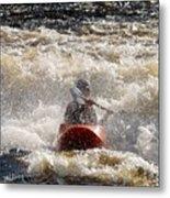 Kayak 5 Metal Print