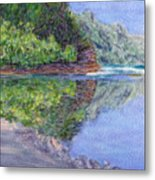 Ke' E Beach In May Metal Print
