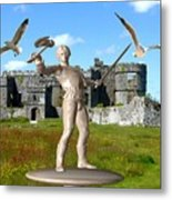 Keeper Of The Castle 4 Metal Print
