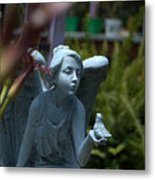 Keeper Of The Gardens Metal Print
