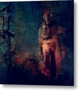 Keeper Of The Light Metal Print