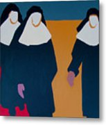 Keepers Of Their Faith Metal Print