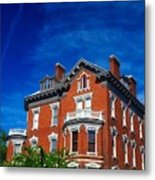 Kehoe House Savannah Georgia  Metal Print