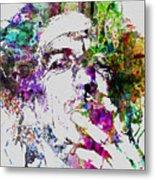 Keith Richards Metal Print by Naxart Studio