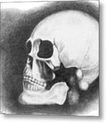 Kennewick Man Metal Print