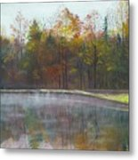 Kennison Pond  Metal Print