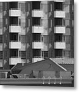 Kenstington Condo Metal Print