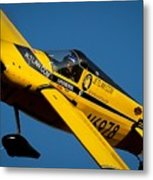 Kent Jackson In Once More, Friday Morning. 5x7 Aspect Signature Edition  Metal Print