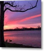 Kentucky Dawn Metal Print