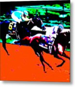 Kentucky Derby Metal Print