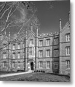 Kenyon College Bexley Hall Metal Print by University Icons
