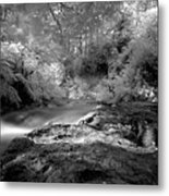 Kerosene Creek Metal Print