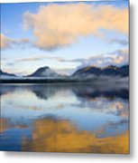 Ketchikan Sunrise Metal Print