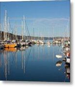Kettering Harbour Metal Print