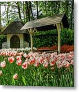 Keukenhof Gardens Metal Print